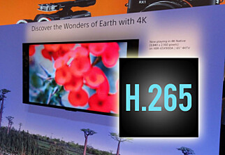 H.265 er fremtidens videoformat
