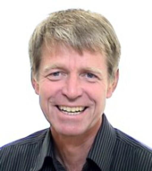 Lars-Erik Fiskum i Sintef Byggforsk. Foto: Sintef Byggforsk