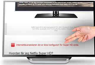 Netflix Super HD i Norge