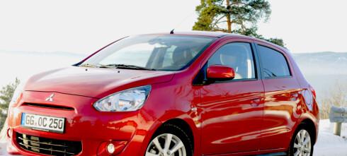 Mitsubishi med Norges billigste bil: 99.900 kroner!