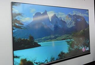 LG lanserer Hecto: Verdens største vegghengte TV