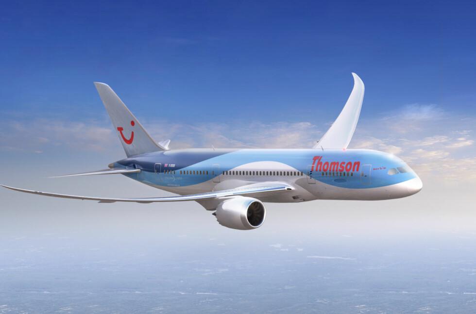 Star Tour melder at selskapets første Dreamliner skal settes i drift fra desember i år. I rute fra Danmark. Foto: Star Tour