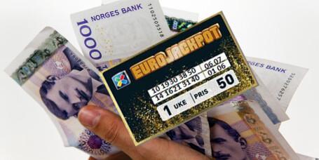 Norsk Tipping lanserer Eurojackpot