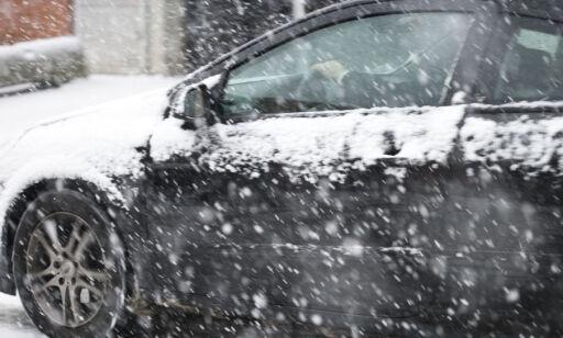 image: Slik vasker du bil i kulda