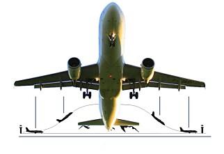 De fleste flyulykkene skjer under innflyvningen