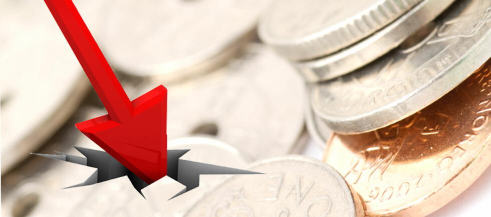 Flytende rente i Lånekassen blir billigere igjen. Foto: COLOURBOX