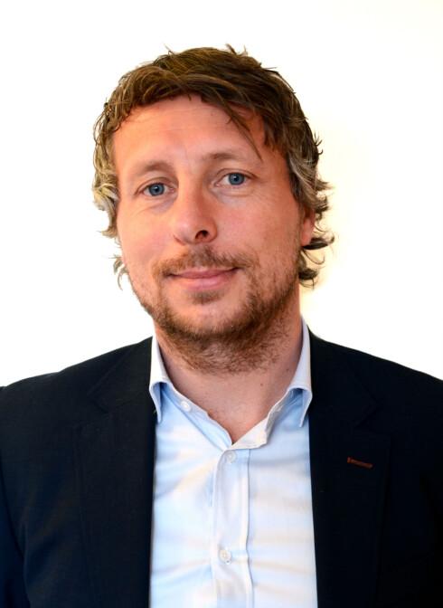 Kjetil Ostling er statssekretær i Barne-, likestillings- og inkluderingsdepartementet Foto: BLD