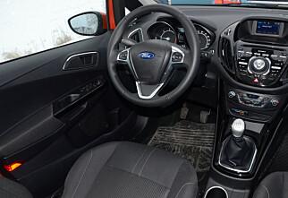 TEST: Ford B-Max - liten, men stor
