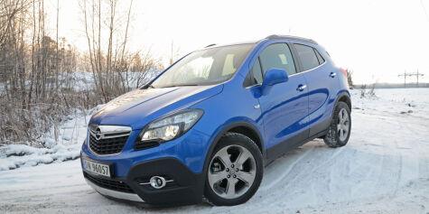 image: TEST: Opel Mokka på alle fire