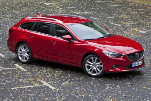 Mazda 6 Foto: Mazda