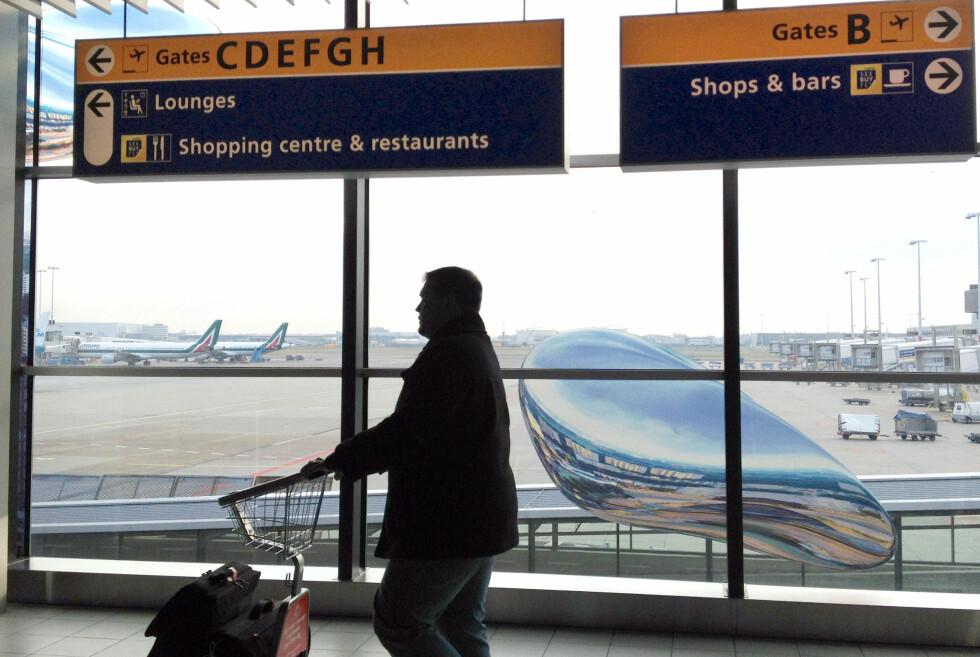Schiphol har de siste årene fått mye heder for å være kundevennlig, selv om ikke alle reisende vil skrive under på det. Foto: Ine Thereze Gransæter