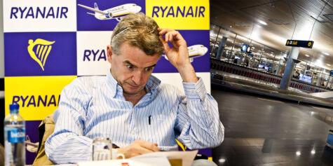 image: Derfor taper Ryanair