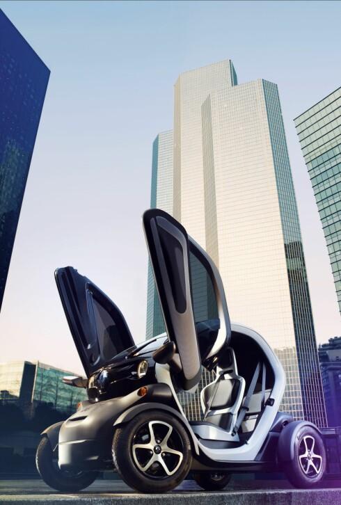 Endelig: Renault Twizy