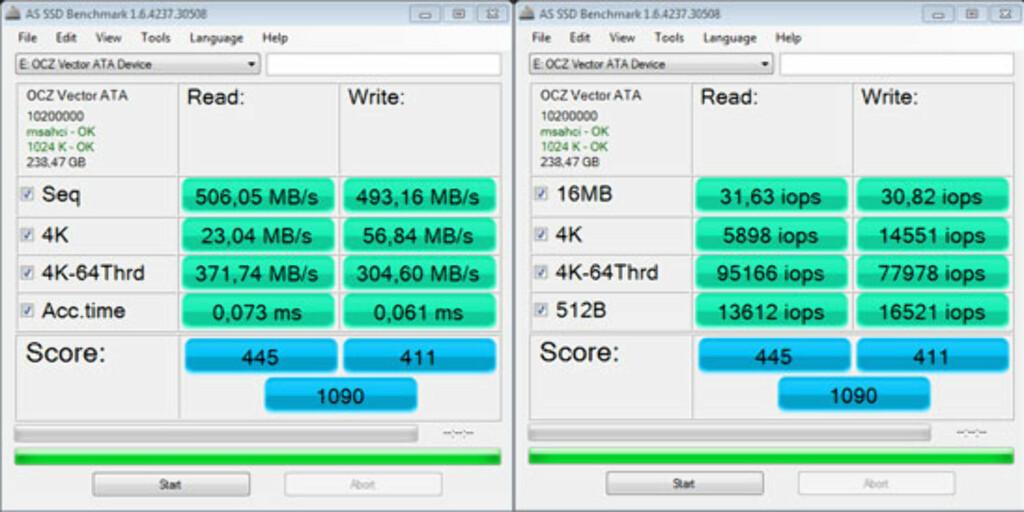 image: OCZ Vector 256 GB SSD