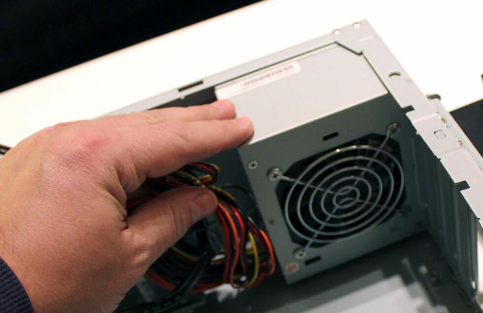 Vi bygger AMD-basert mediesenter
