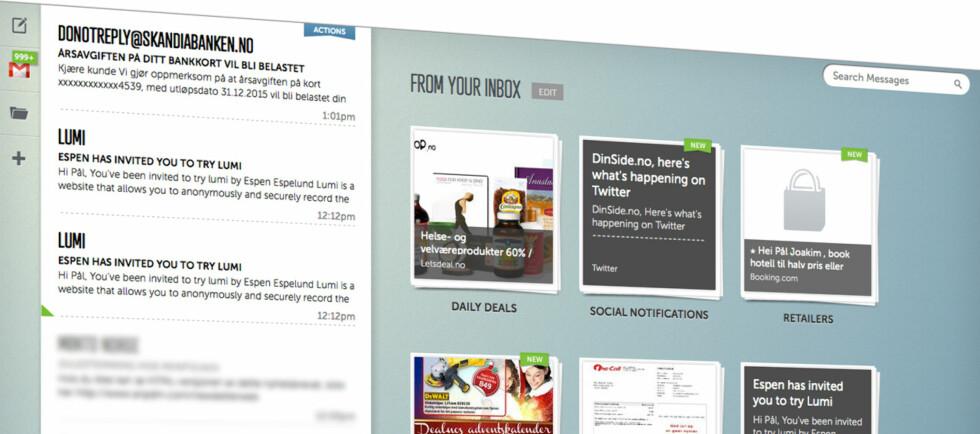 Alto fra AOL er en lekker eposttjeneste som kobler seg mot Gmail, Yahoo! Mail og iCloud.