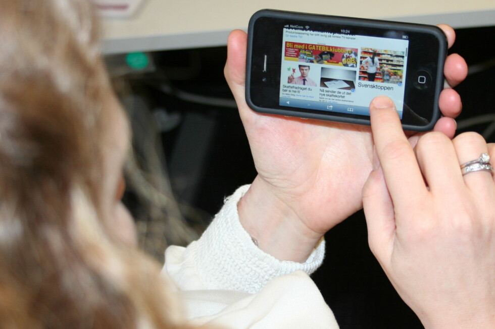 Mobilsurfing i Europa skal ikke koste mer enn 6,58 per MB med de nye reglene for mobilpriser. Foto: Berit B. Njarga