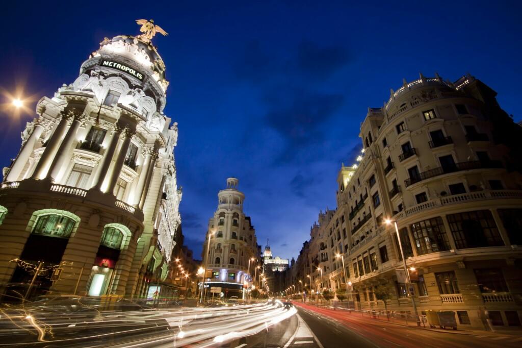 Verdens turist nummer en milliard 2012 mottas i Madrid torsdag 13. desember. Foto: All Over Press