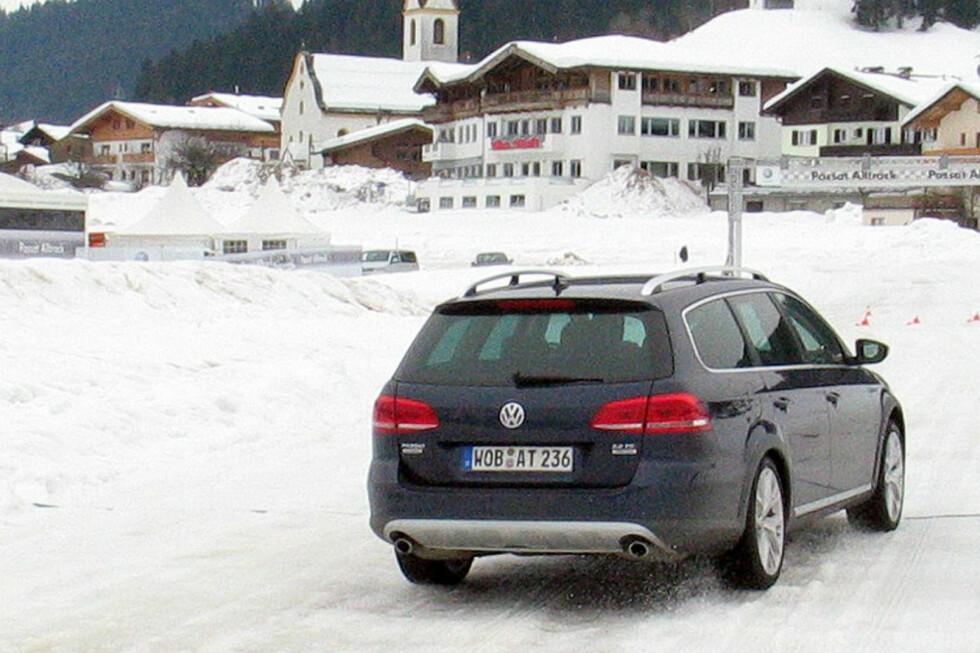 """PASS PÅ: Dieselbiler krever litt mer oppmerksomhet i de verste kuldeperiodene. Men ikke """"lek Petter Smart""""; parafin i dieselen er ikke bare forbudt, men skadelig. Foto: Knut  Moberg"""