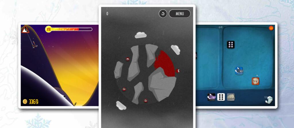 Barn kan også ha glede av mange av spillene i App Store. I denne artikkelen har vi samlet ti godbiter.