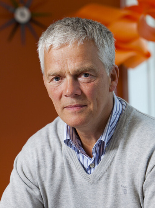 Fred Nilsen, fagsjef for skadeforebygging i SpareBank 1 Skadeforsikring Foto: SpareBank 1