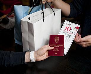 image: Stormagasin frister turister med ti prosent rabatt