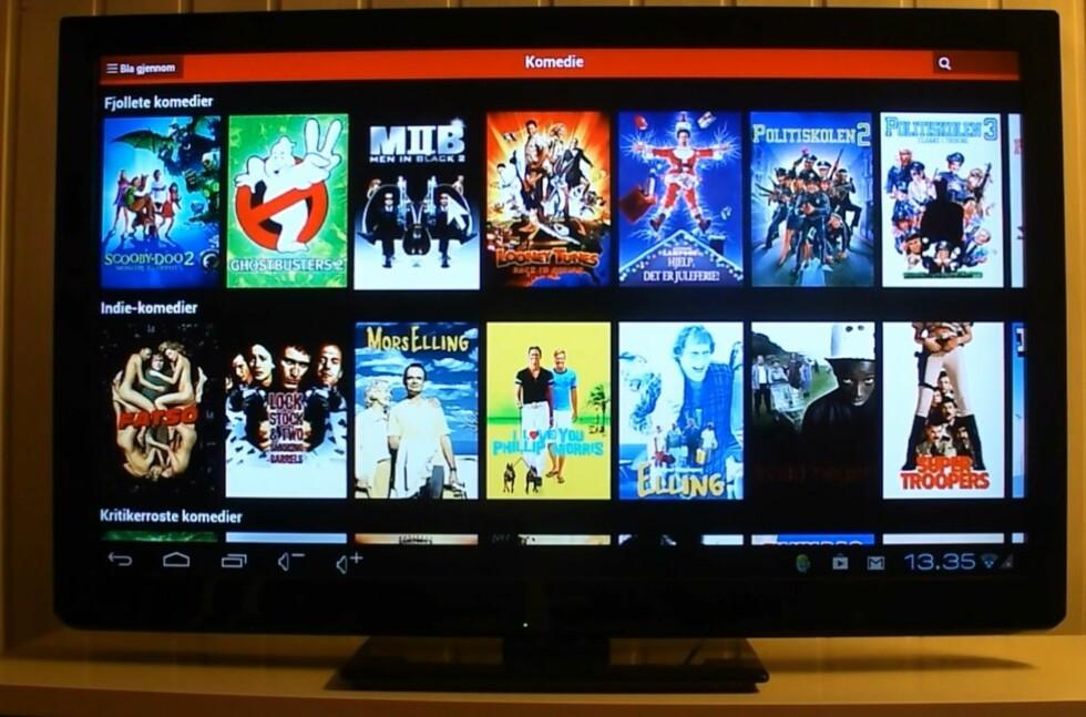 Med noen hundrelapper og litt fikling får vi Netflix på hvilken som helst TV.