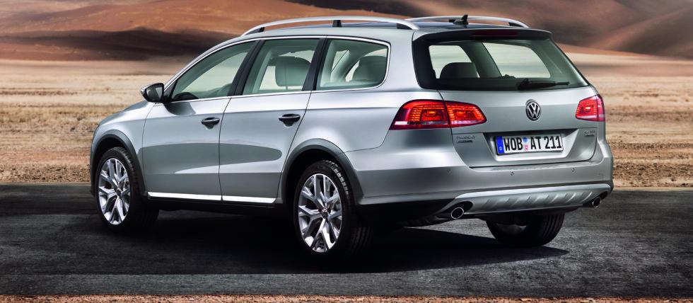OFV er blant annet kritiske til betydningen av vekt i avgiftsberegningen, noe som rammer store biler Foto: Volkswagen