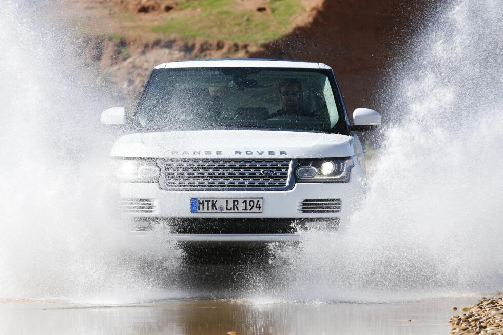 Nye Range Rover er testet