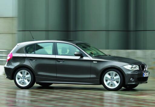 KOSTBAR: BMW 1-bilen ble solgt av den opprinnelige selgeren fra Fredrikstad for 300.000 kroner. Nå må han ut med omlag 20.000 kroner for en feil med clutchen.  Foto: BMW