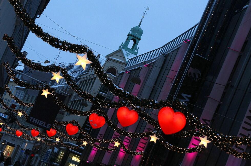 På Strøget i København finner du lett julegaver til alle på listen din. Og det til en svært hyggelig kronekurs. Foto: Colourbox