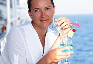 Cruise der du kan drikke så mye du vil