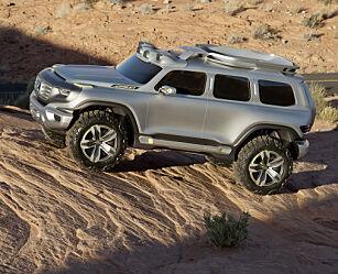 image: Mercedes viser Ener-G-Force