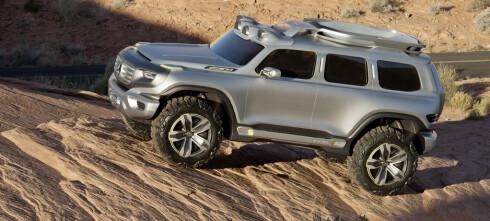 Mercedes viser Ener-G-Force
