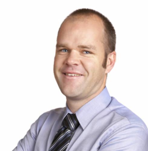 Bård Baardsen, daglig leder i NOVAP. Foto: NOVAP
