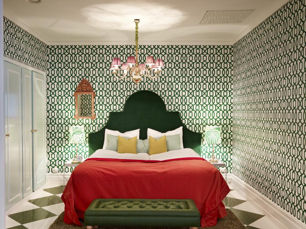 Fargerikes suite på Grand hotell i Oslo. Foto: Sveinung Bråthen/Fargerike