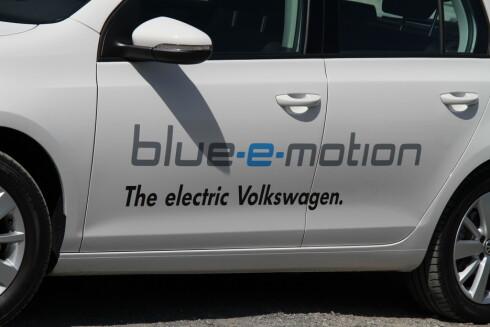 Tolv nye utgaver av VW Golf
