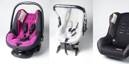 Test av bilstoler