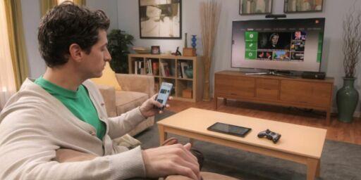 image: SmartGlass - styr Xbox 360 med mobiltelefonen