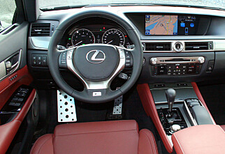 TEST: Lexus GS 450h
