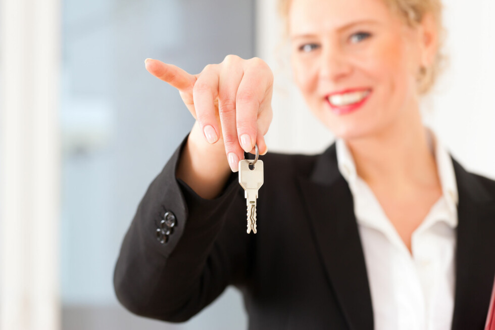 Det tar tid før du kan levere fra deg nøkkelen til neste eier.  Foto: PantherMedia / Arne Trautmann