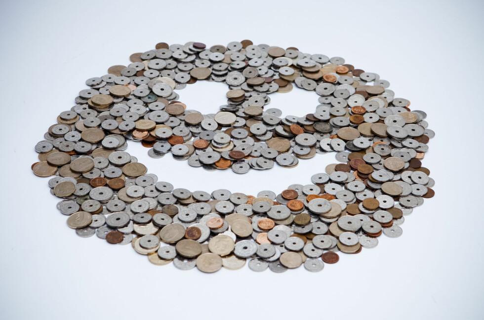 I den siste ti-års perioden har pengene hatt det helt fint i banken.