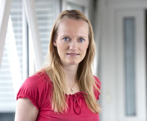 Hanne Bjertnes i Lånekassen minner om at registrerte arbeidsledige kan få rentefritak. Foto: Lånekassen