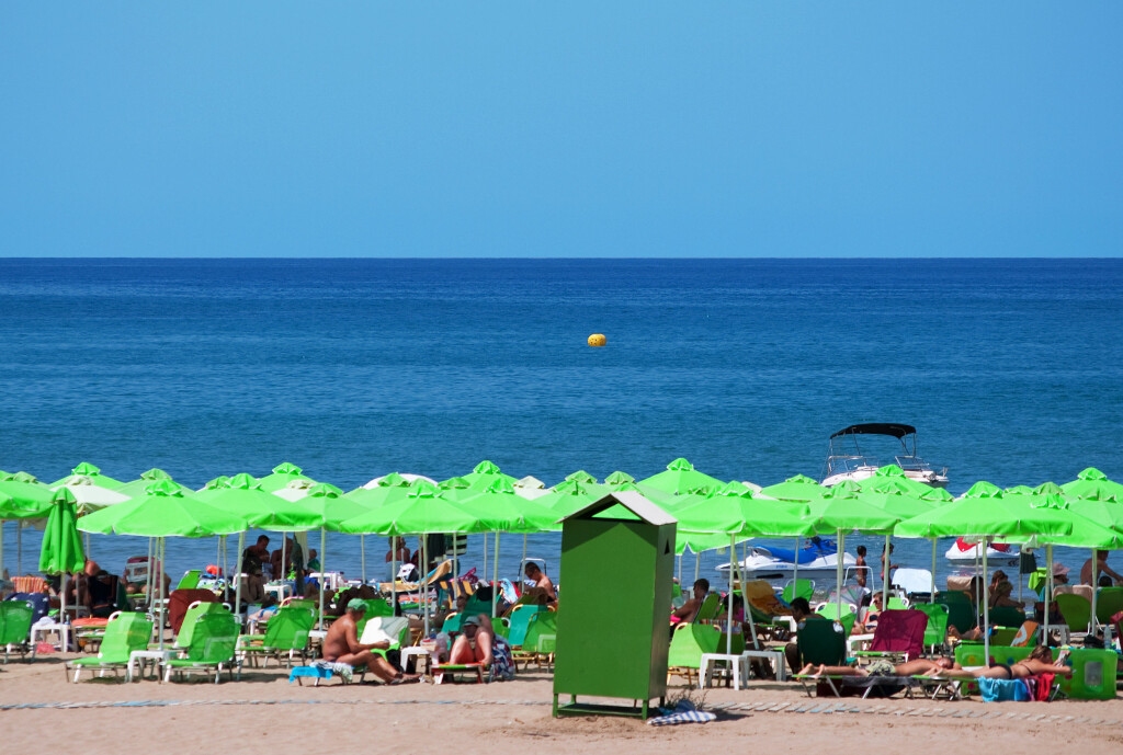 Kreta har mye å by på, langt mer enn bare folkelige strender. Foto: Colourbox.com