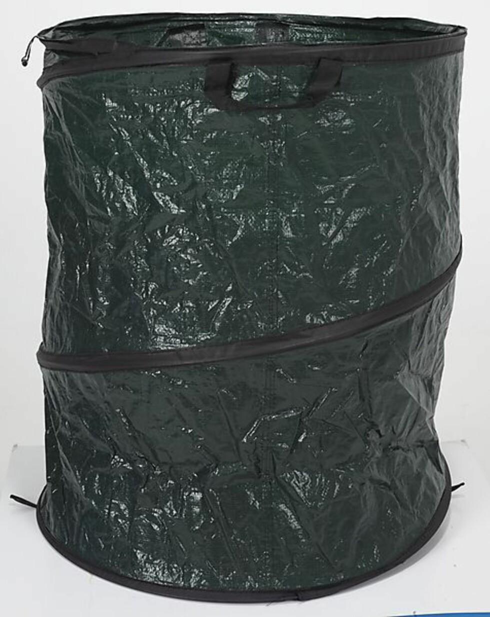 Popup-bagen fra Clas Ohlson koster 69 kroner. Lignende finnes flere steder. Foto: Produsenten