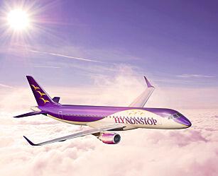 image: FlyNonstop er ikke et flyselskap