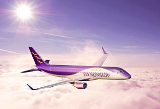 FlyNonstop er ikke et flyselskap