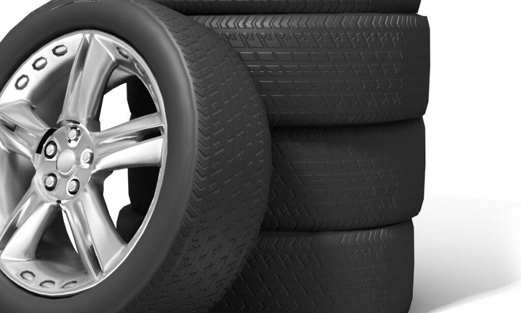 image: Slik lagrer du hjulene dine