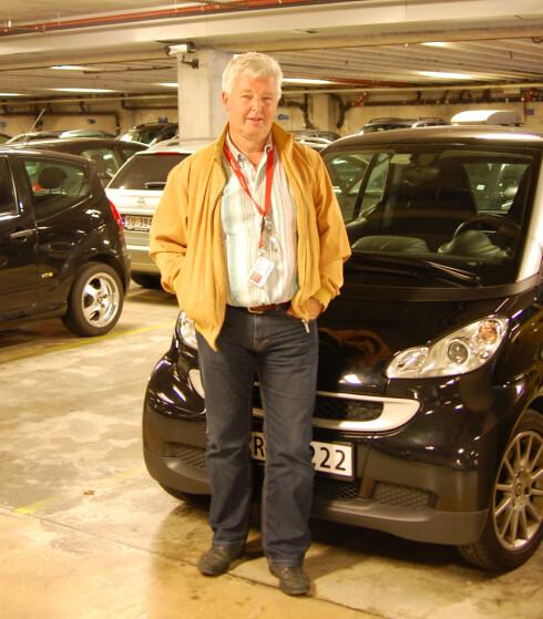 Roald Stigum Olsen i Tryg Forsikring. Foto: Tryg
