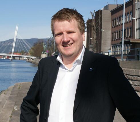 NEF ved styreleder Tormod Boldvik støtter Effs forslag.  Foto: NEF